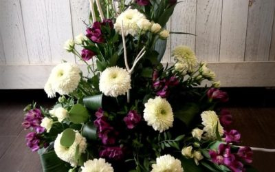 Smuteční kytice č. 4