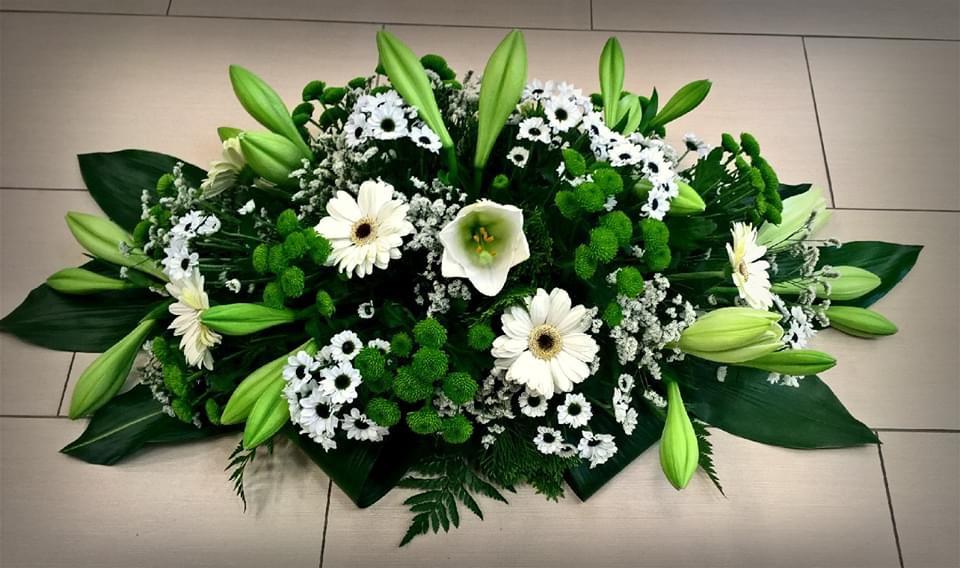 Smuteční kytice č. 29