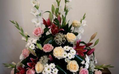 Smuteční kytice č. 5