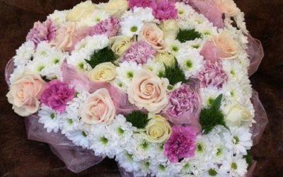 Svatební kytice 1