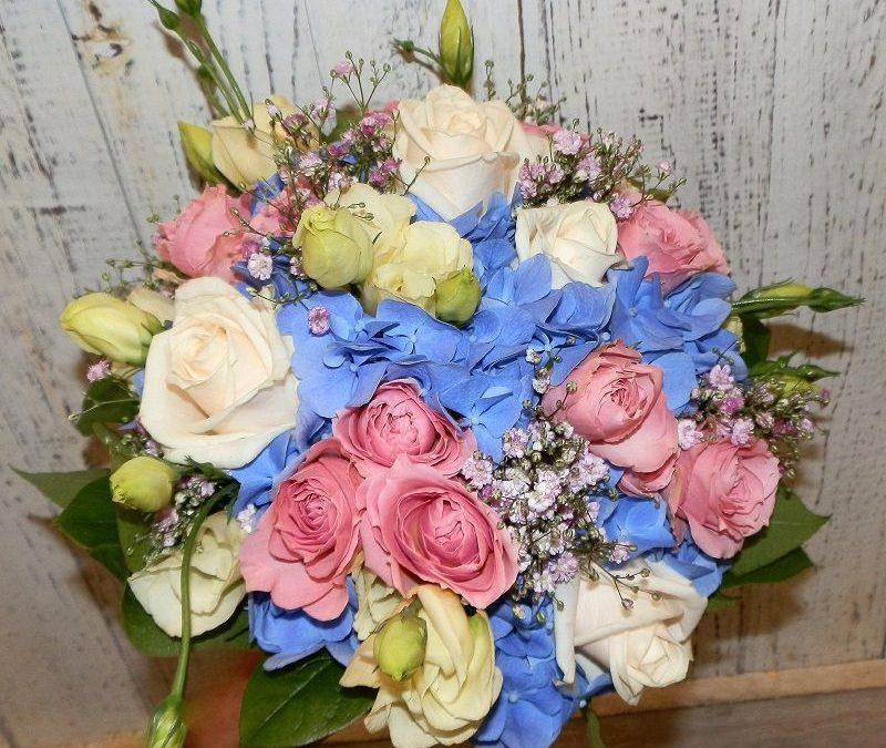 Svatební kytice 2