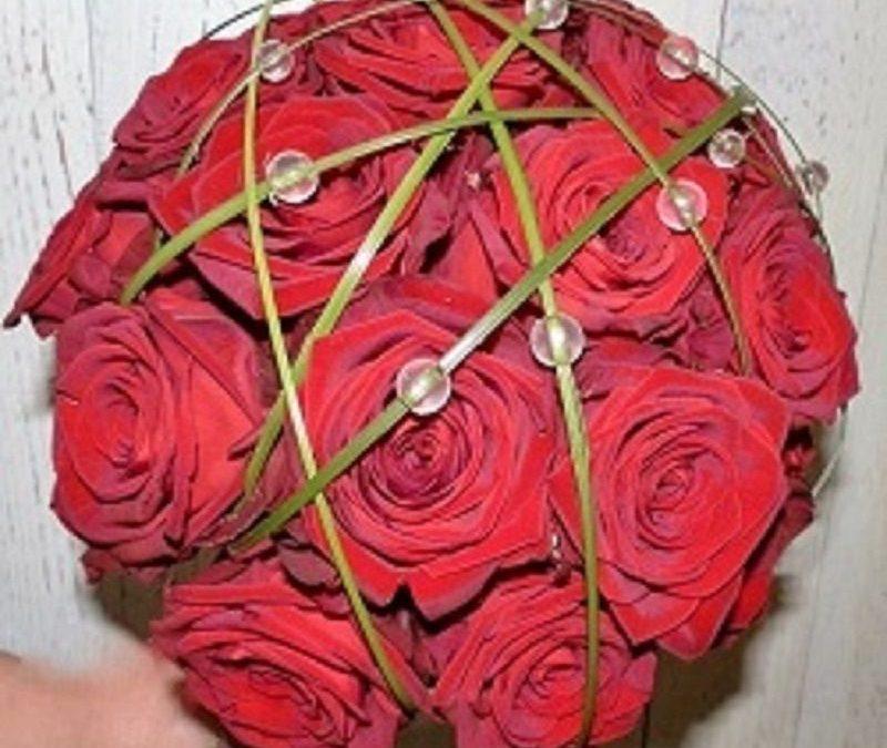 Svatební kytice 3