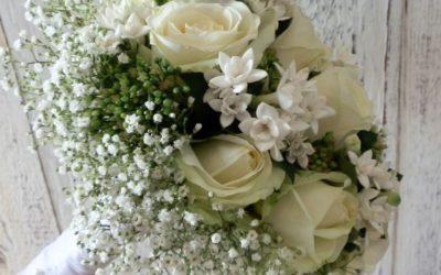 Svatební kytice 5