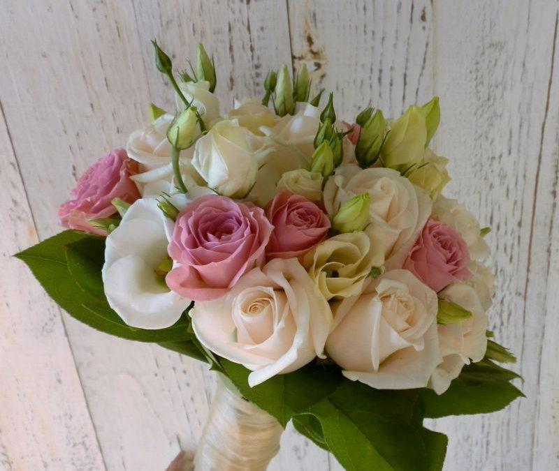 Svatební kytice 6