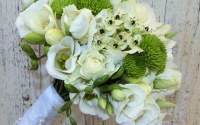 Svatební kytice 7