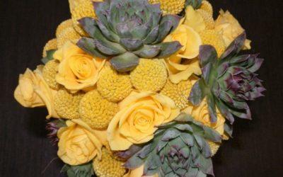 Svatební kytice 8