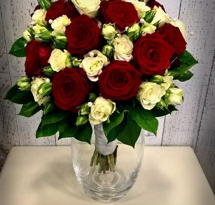 Svatební kytice č. 33