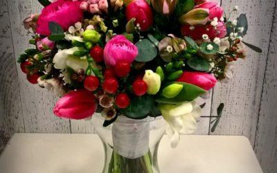 Svatební kytice č. 34