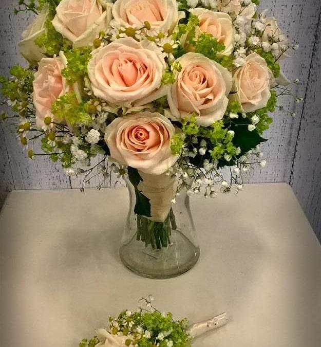 Svatební kytice č. 26