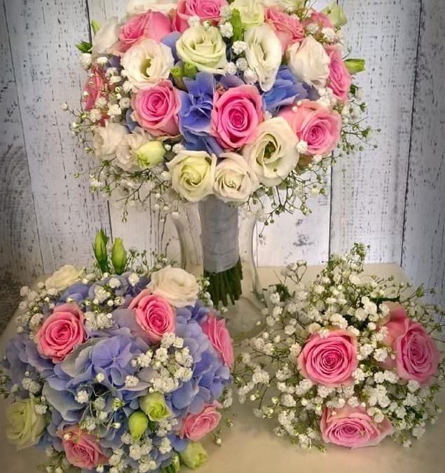 Svatební kytice č. 3