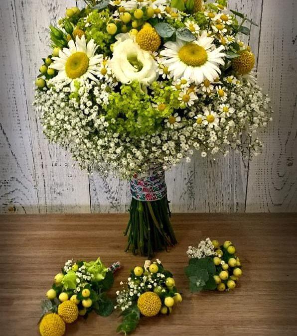 Svatební kytice č. 40