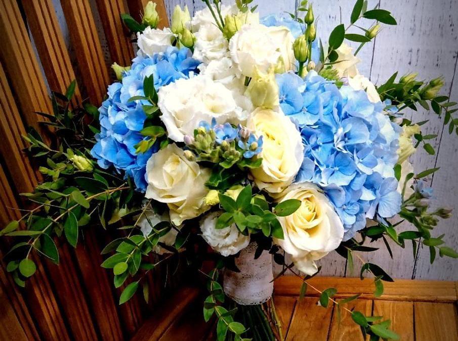 Svatební kytice č.13