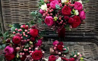 Svatební kytice č. 18