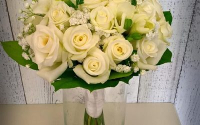 Svatební kytice č.12