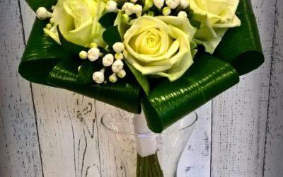 Svatební kytice č. 23