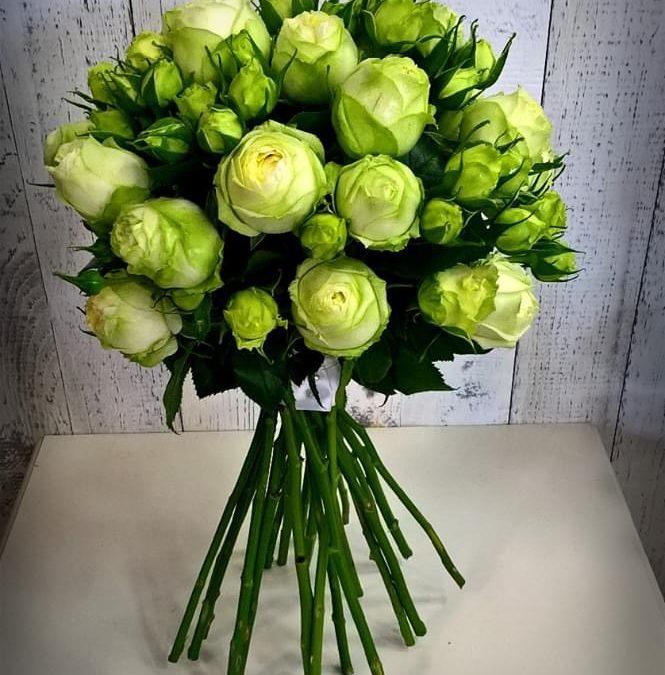 Svatební kytice č. 30