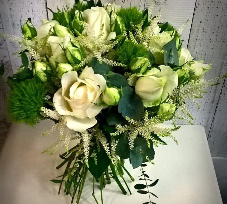 Svatební kytice č. 27