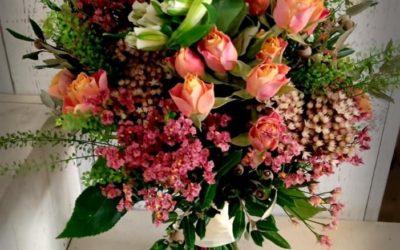 Svatební kytice č. 8