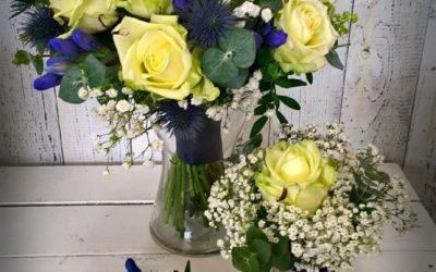 Svatební kytice č. 39