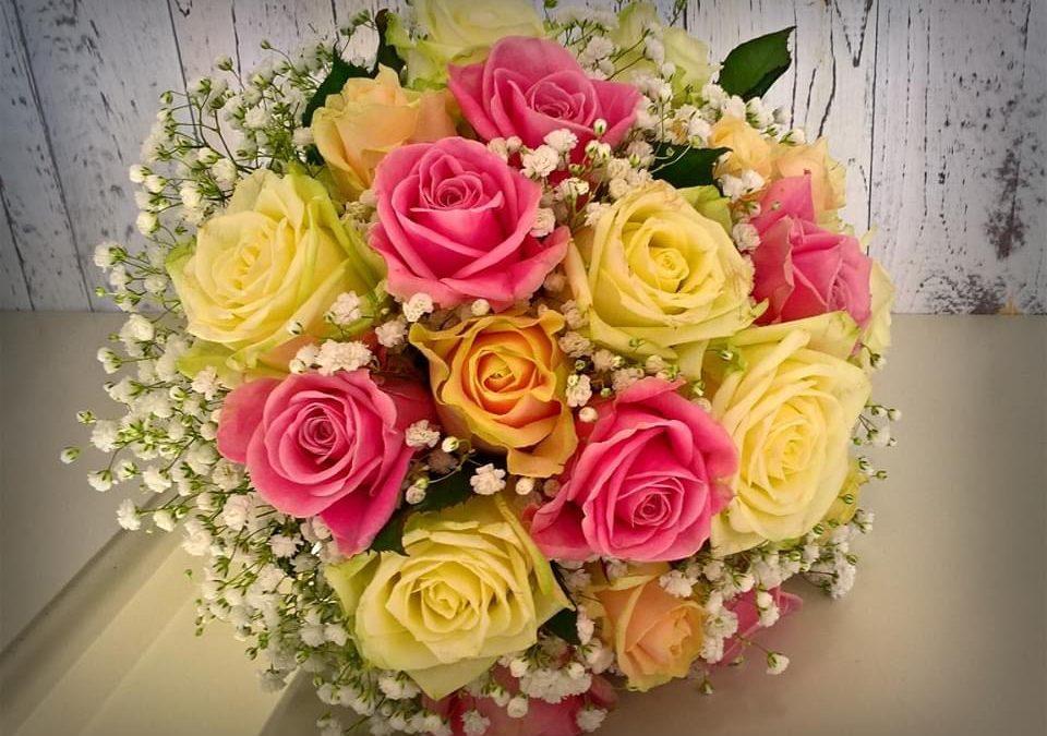 Svatební kytice č. 20
