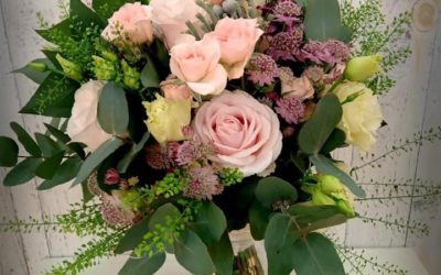 Svatební kytice č.15