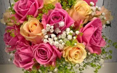 Svatební kytice č. 22