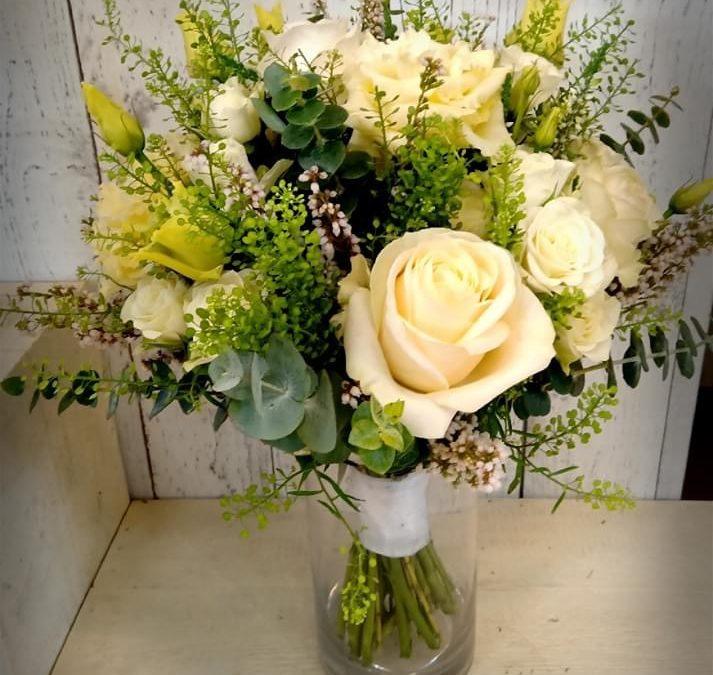 Svatební kytice č.16