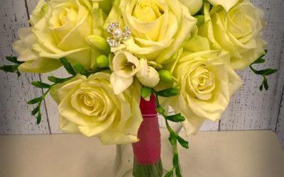 Svatební kytice č. 25