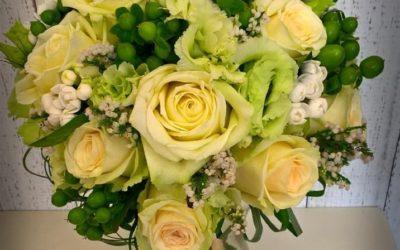 Svatební kytice č. 28