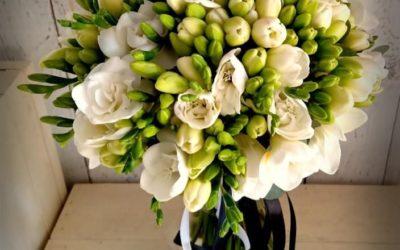 Svatební kytice č. 10