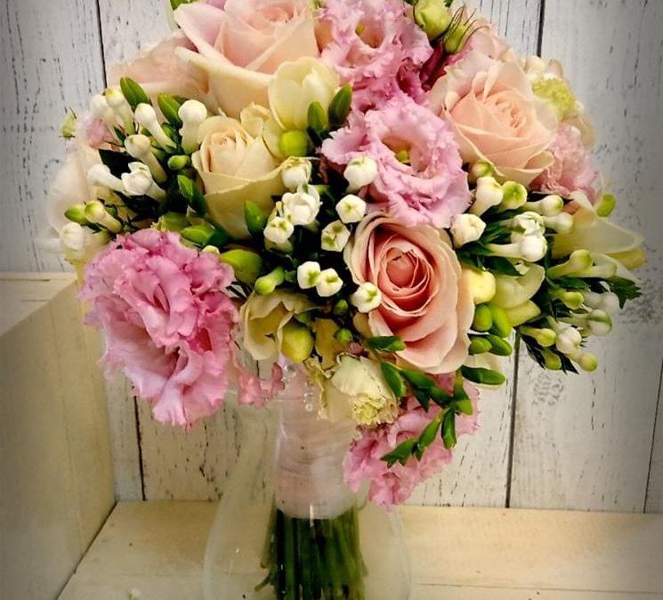 Svatební kytice č.11
