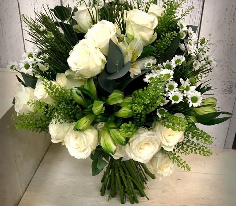 Svatební kytice č. 4