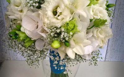 Svatební kytice č.32