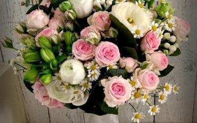 Svatební kytice č.6