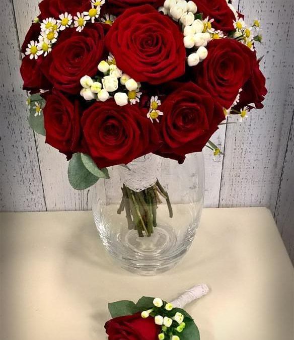 Svatební kytice č. 29