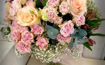 Svatební kytice č. 9