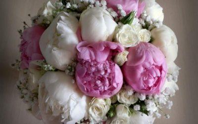 Svatební kytice č. 17